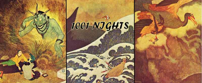 1001 Nights Tour