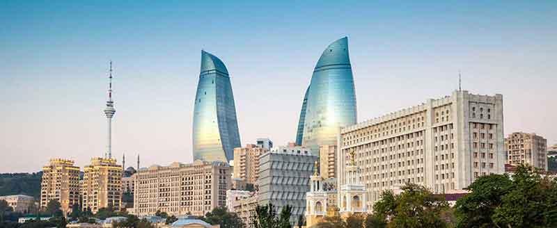 Iran Azerbaijan Tour