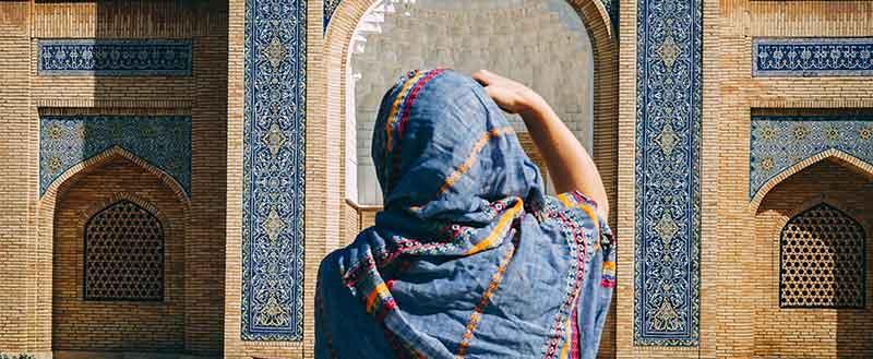 Iran-Tajikistan-Uzbekistan Tour