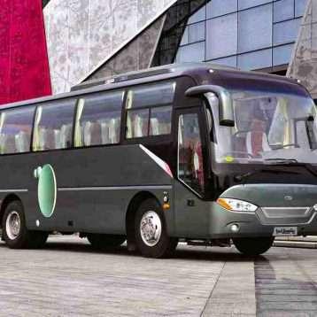 30-Passenger Middle Bus