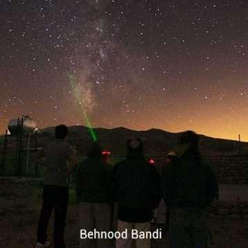 1-day varzaneh astronomy tour