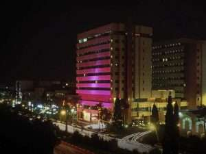 pars hotel shiraz