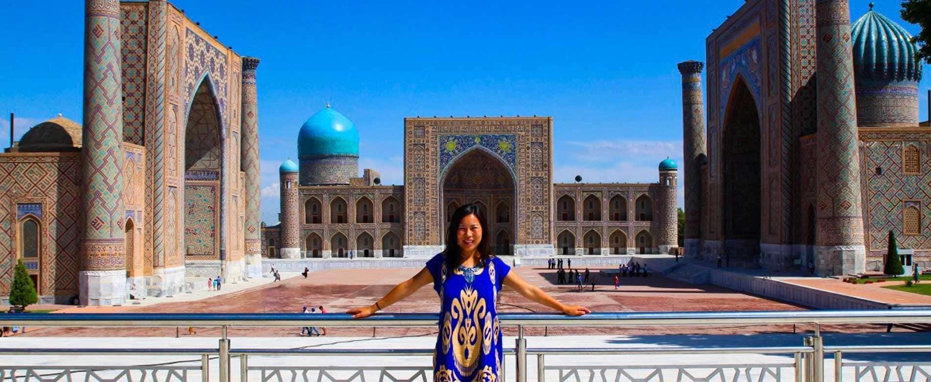 Splendid Central Asia