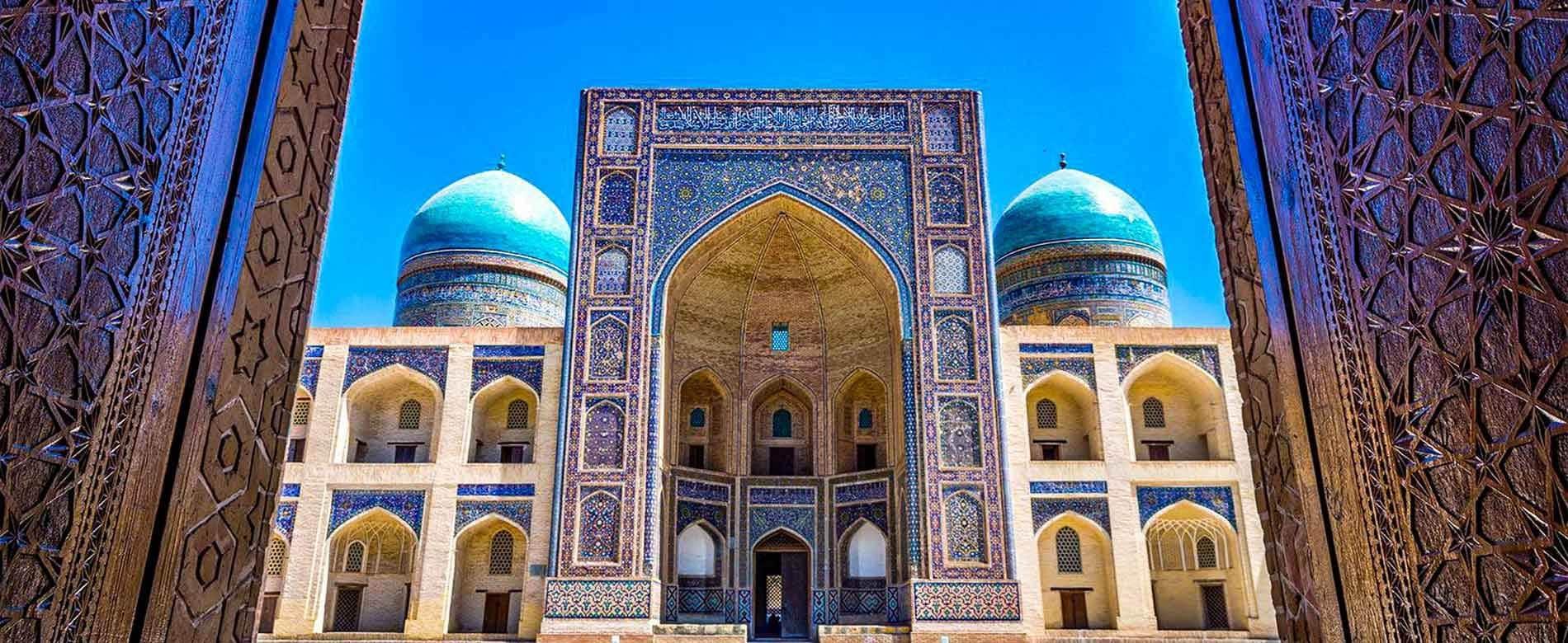 Uzbekistan-Tajikistan Passage