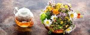 calming herbal tea