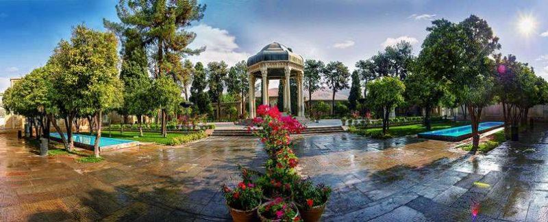 Shiraz in a Day